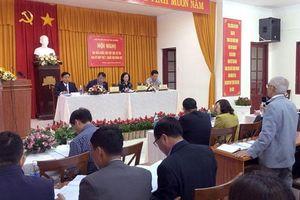 Trưởng Ban Dân vận T.Ư Trương Thị Mai tiếp xúc cử tri Lâm Đồng