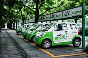 Trung Quốc dẫn đầu thị trường ô-tô điện toàn cầu