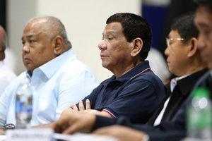 Ông Duterte: 'Tàu Trung Quốc đâm tàu Philippines chỉ là tai nạn'