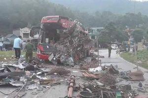 Vụ tai nạn kinh hoàng ở Hòa Bình: Chủ nhà xe từng có xe khách tông chết 7 người đi đưa tang