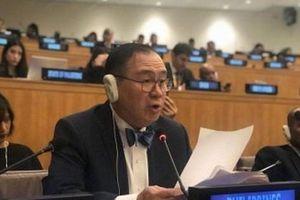Đại sứ Philippines báo cáo tại LHQ: 'Chúng tôi mãi mãi mắc nợ Việt Nam'