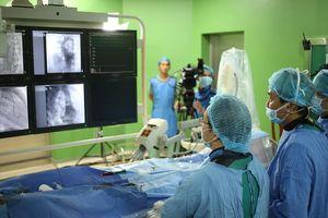 Hợp tác đào tạo chuyên ngành chẩn đoán hình ảnh