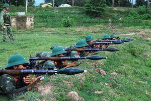 Ngỡ ngàng thiết kế súng chống tăng bắn... hơi của Việt Nam