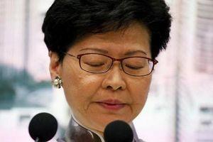 Tương lai chính trị 'mù mịt' của Trưởng đặc khu Hong Kong