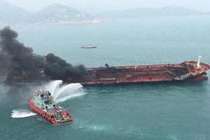 Tàu chở dầu bị tấn công: Mỹ-Iran 'ăn miếng trả miếng'
