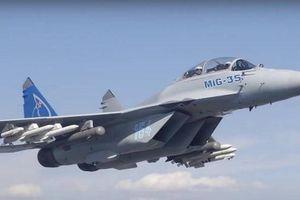 Không quân Nga đã nhận được những máy bay chiến đấu đa năng MiG-35 đầu tiên