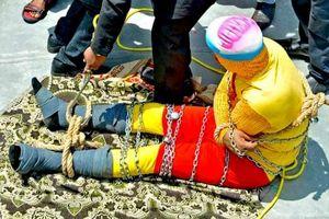 Phát hiện thi thể ảo thuật gia Ấn Độ mất tích ở sông Hằng