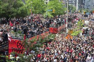 Canada: Xảy ra nổ súng tại sự kiện có Thủ tướng Trudeau tham dự