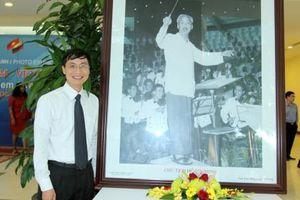 Nhà báo Trần Tiến Duẩn - Tổng Biên tập VietnamPlus: 'Không bao giờ được hài lòng với những gì mình đã có'