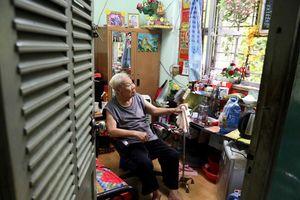 Cải thiện cuộc sống cho nghệ sĩ già neo đơn