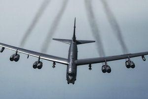 Nga đưa Su-27 chặn 'pháo đài bay' B-52 Mỹ 2 lần trong ngày