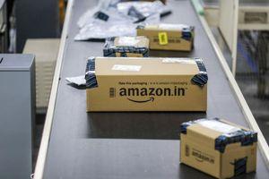 Thị phần trực tuyến của Amazon Mỹ giảm 9%