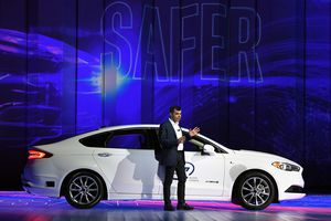 Mobileye tung xe tự lái vào năm 2020