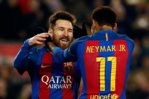 Barca đàm phán mang Neymar trở lại
