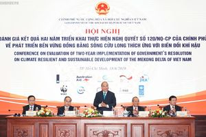 'Thuận thiên' để phát triển bền vững Đồng bằng sông Cửu Long
