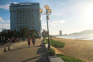 Cận cảnh 3 khách sạn lớn bị giải tỏa để trả lại bờ biển cho người dân ở Quy Nhơn