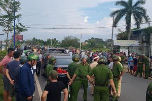 Bắt nghi can thứ 3 trong vụ giang hồ bao vây xe chở công an ở Đồng Nai