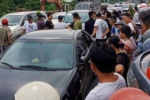 Bắt khẩn cấp nghi can thứ 3 trong vụ giang hồ chặn xe ô tô ở Đồng Nai