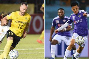 Hòa Ceres, Hà Nội FC giành lợi thế ở bán kết AFC Cup
