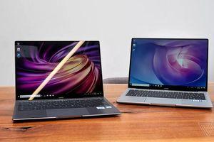 Laptop Huawei bất ngờ trở lại cửa hàng trực tuyến của Microsoft