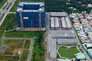 Doanh nghiệp bất động sản phía Nam 'đứng hình' vì vướng thủ tục