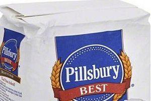 Hàng nghìn túi bột mì của Pillsbury bị thu hồi vì dương tính với vi khuẩn E. coli