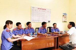 Thủ trưởng đơn vị phải gương mẫu đi đầu trong thực hiện văn hóa công sở