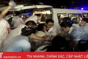 Con số thương vong trong trận động đất ở Trung Quốc tăng không ngừng