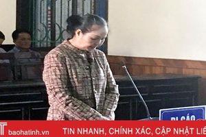 Tòa án Hà Tĩnh tuyên 'siêu lừa' Mai Thùy Linh 16 năm tù về tội lừa đảo