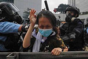 Bắc Kinh kiên quyết ủng hộ cảnh sát trừng phạt 'cuộc bạo động ở Hồng Kông'