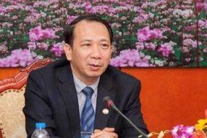 Kỷ luật Phó Chủ tịch tỉnh, nguyên giám đốc sở giáo dục Hà Giang