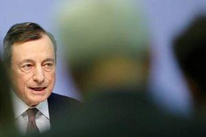 ECB sẵn sàng cắt giảm lãi suất và tái khởi động mua trái phiếu