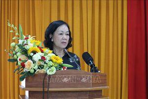 Lãnh đạo Đảng, Nhà nước tiếp xúc cử tri sau Kỳ họp thứ 7, Quốc hội khóa XIV