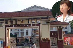 Khởi tố hàng loạt cán bộ thanh tra bộ Xây dựng nhận hối lộ ở Vĩnh Phúc