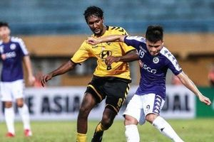 Bán kết AFC Cup 2019: Hà Nội FC giành được kết quả có lợi ở SVĐ Bacolod