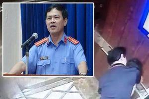 Ông Nguyễn Hữu Linh thừa nhận ôm ba lần nhưng không dâm ô