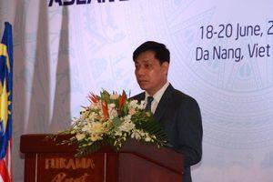 Thứ trưởng Nguyễn Ngọc Đông khai mạc Hội nghị ASEAN STOM 47