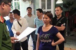 Tin mới nhất vụ mẹ nữ sinh giao gà ở Điện Biên bị bắt giữ