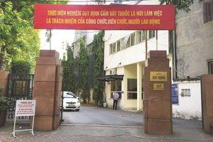 Khởi tố 3 bị can trong đoàn thanh tra Bộ Xây dựng bị bắt tại Vĩnh Phúc