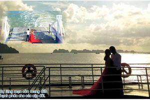 Ngắm Kỳ quan Vịnh Hạ Long lãng mạn từ Phà Tuần Châu