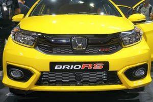 Honda Việt Nam ra mắt xe đô thị cỡ nhỏ Brio chốt giá từ 418 triệu đồng