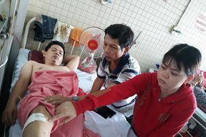 Vụ bác sĩ khoan nhầm cẳng chân bệnh nhân: Đình chỉ 2 nhân viên y tế