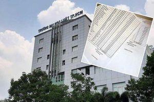 'Sóng gió' lại nổi lên ở Đại học Luật TPHCM, nghi vấn sai phạm tài chính nghiêm trọng