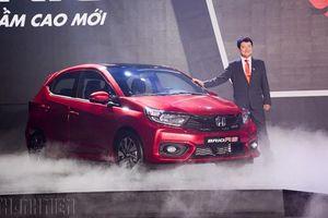 Honda Brio gia nhập thị trường Việt Nam, giá từ 418 triệu đồng