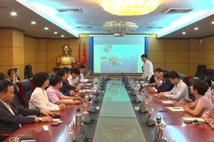Bộ TN&MT cam kết tạo thuận lợi để doanh nghiệp Việt tiếp nhận công nghệ xử lý nước thải từ Hàn Quốc
