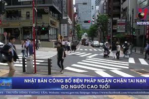 Nhật Bản công bố biện pháp ngăn chặn tai nạn do người cao tuổi