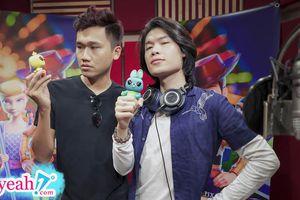 Hai vựa muối của làng giải trí: Quang Trung – Xuân Nghị hóa thân thành bộ đôi hài hước Ducky – Bunny trong 'Toy Story 4'