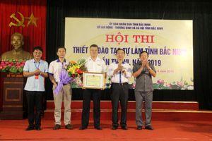 Bắc Ninh vinh danh các nhà giáo sáng chế thiết bị đào tạo nghề