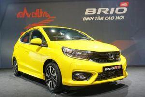 Giá bán cao nhất trong phân khúc, Honda Brio có làm nên chuyện?