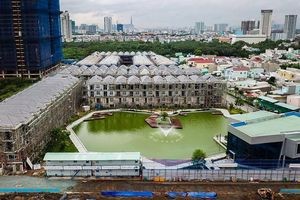 HoREA lên tiếng vụ 110 biệt thự xây 'không phép' ở khu Nam Sài Gòn